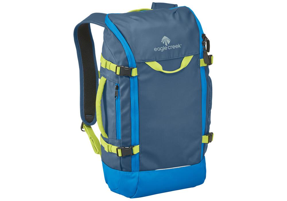 Eagle Creek No Matter What Top Load Backpack slate blue ...